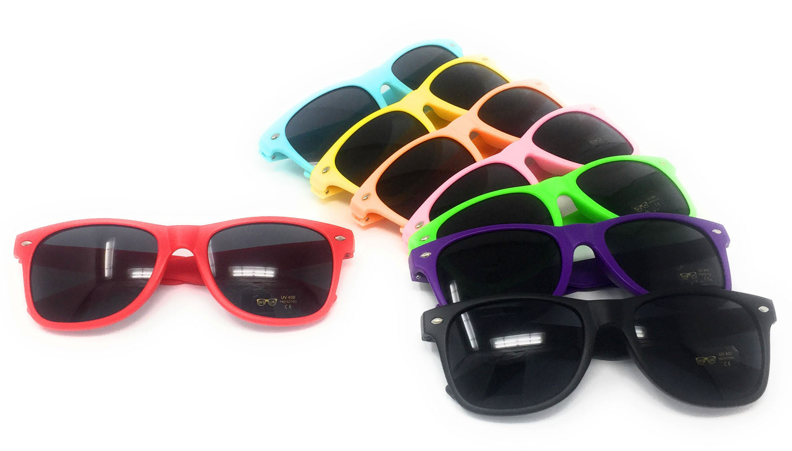 51748948050 Our popular classic style sunglasses are also available in a matte frame  and come in a range of colours!