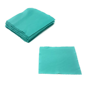 Wholesale Lens Cleaning Cloths - Green