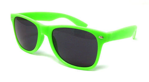 Wholesale Wayfarer Sunglasses - Matte Green