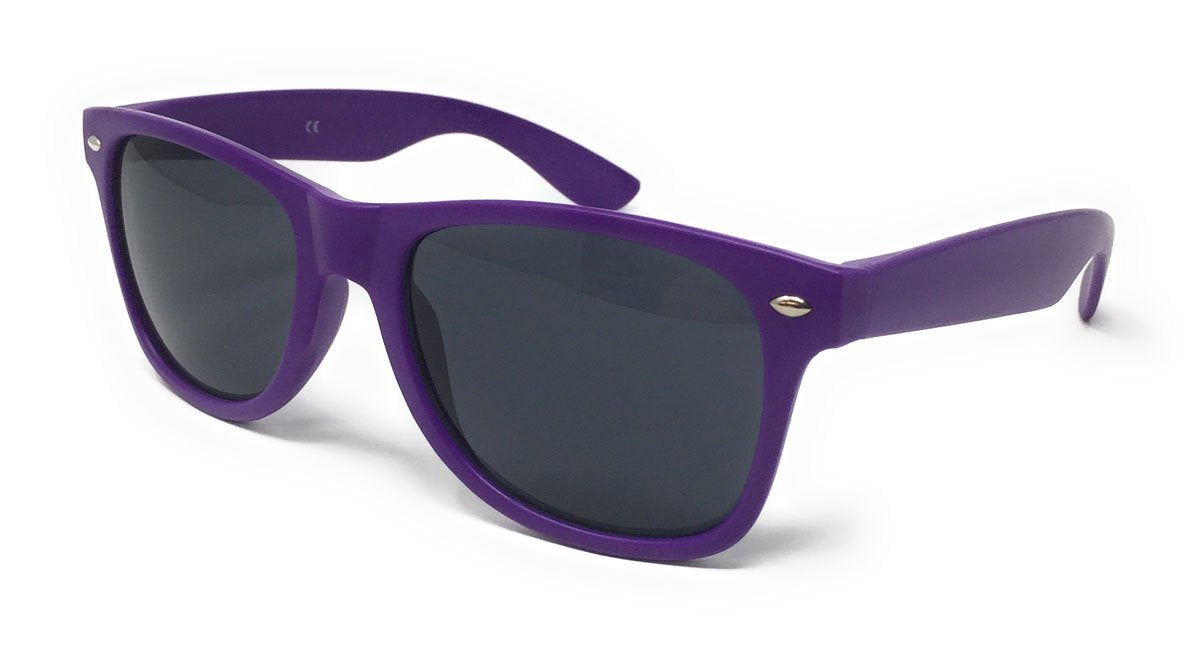 Wholesale Classic Sunglasses - Matte Purple