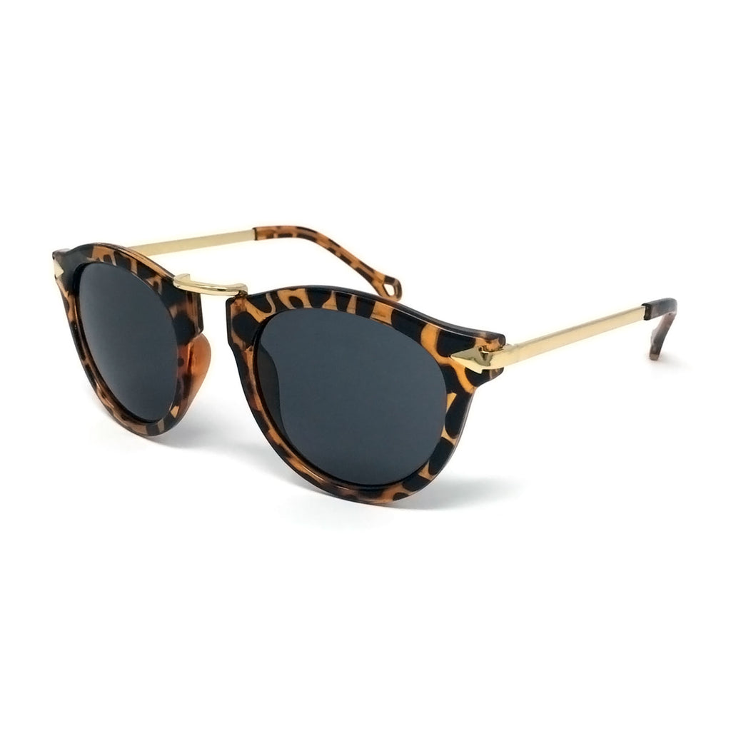 Cats Eye Sunglasses - Tortoise Frame
