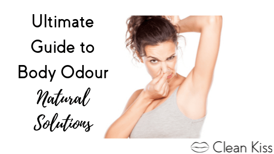 Ultimate Guide to Controlling Body Odour ~ Natural Solutions for All Body Parts