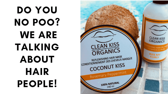 Do You No Poo? We Are Talking About Hair People!
