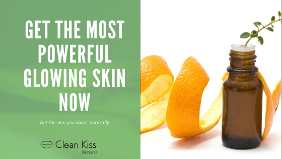 Get the Most Powerful Glowing Skin at Home Now