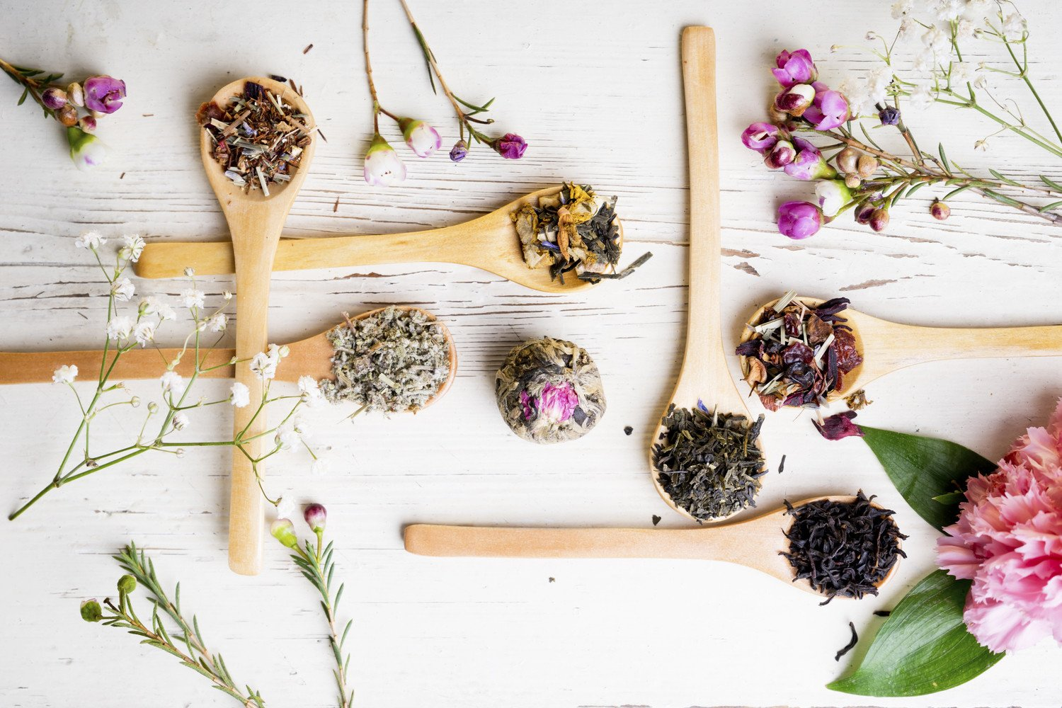 Aromatherapy Blends for the Soul