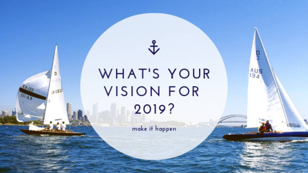 How to Reverse Engineer Your Vision Statement and Create Personal Goals for 2019