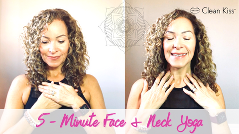Face Yoga with Jodie Pappas Clean Kiss