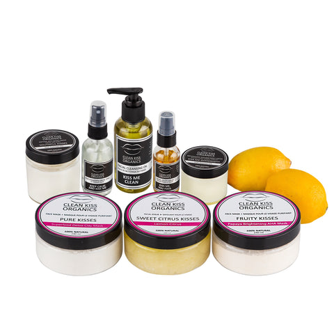 Natural premium skin care organic artisan handcrafted