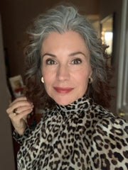 Susie transitioning to silver