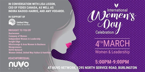 International Womens Day Event