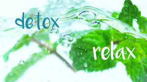 Detox and relax