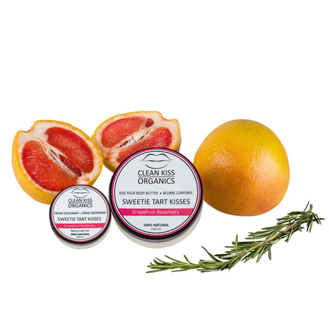grapefruit no baking soda skin care products