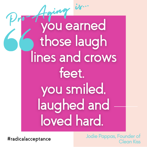 proaging radical acceptance or aging with grace and beauty