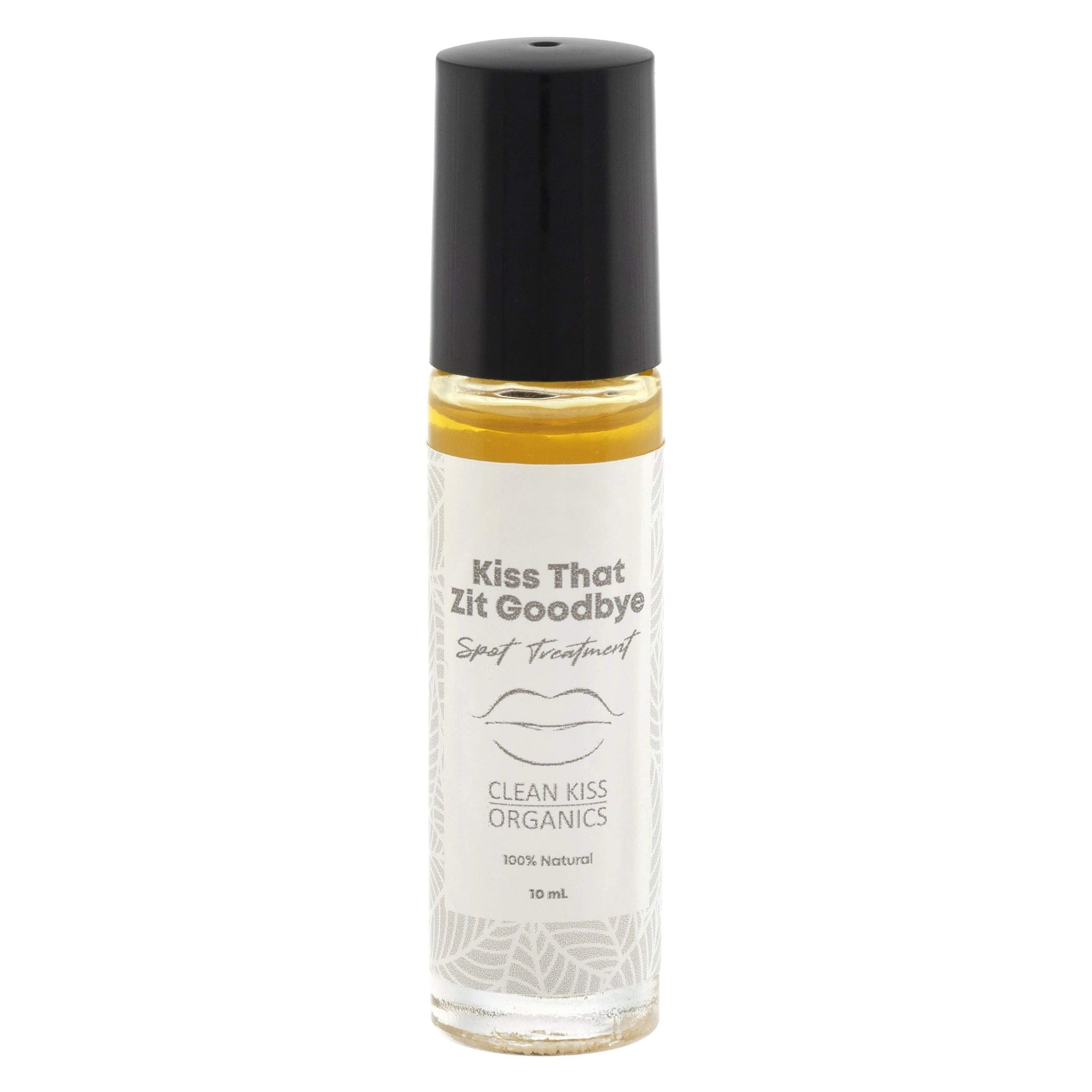 Kiss That Zit Goodbye Acne Spot Treatment Stick to treat local area pimples when they are developing.
