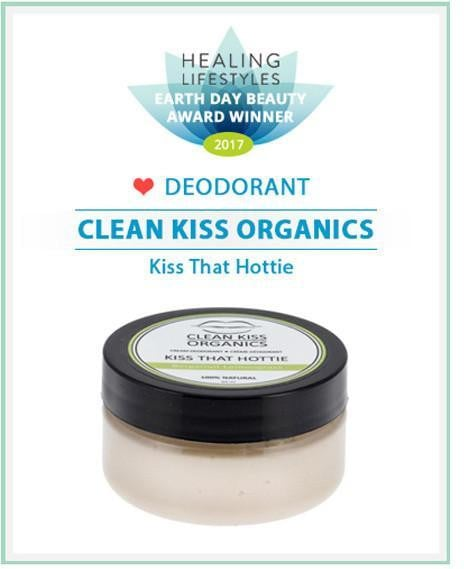 "Deodorant - Lemongrass Bergamot ""Kiss That Hottie""  Deodorant 60mls"