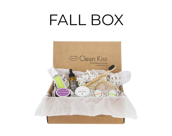 Fall 2020 - Find Your 40 Box - Clean Kiss