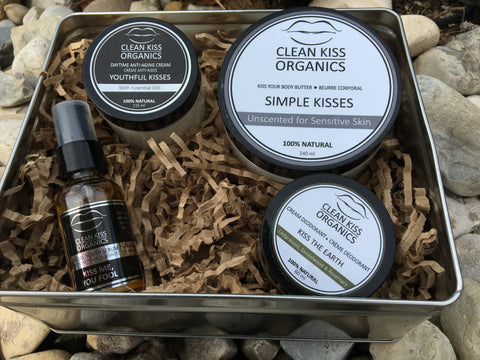 Men's Premium Skincare Gift Set