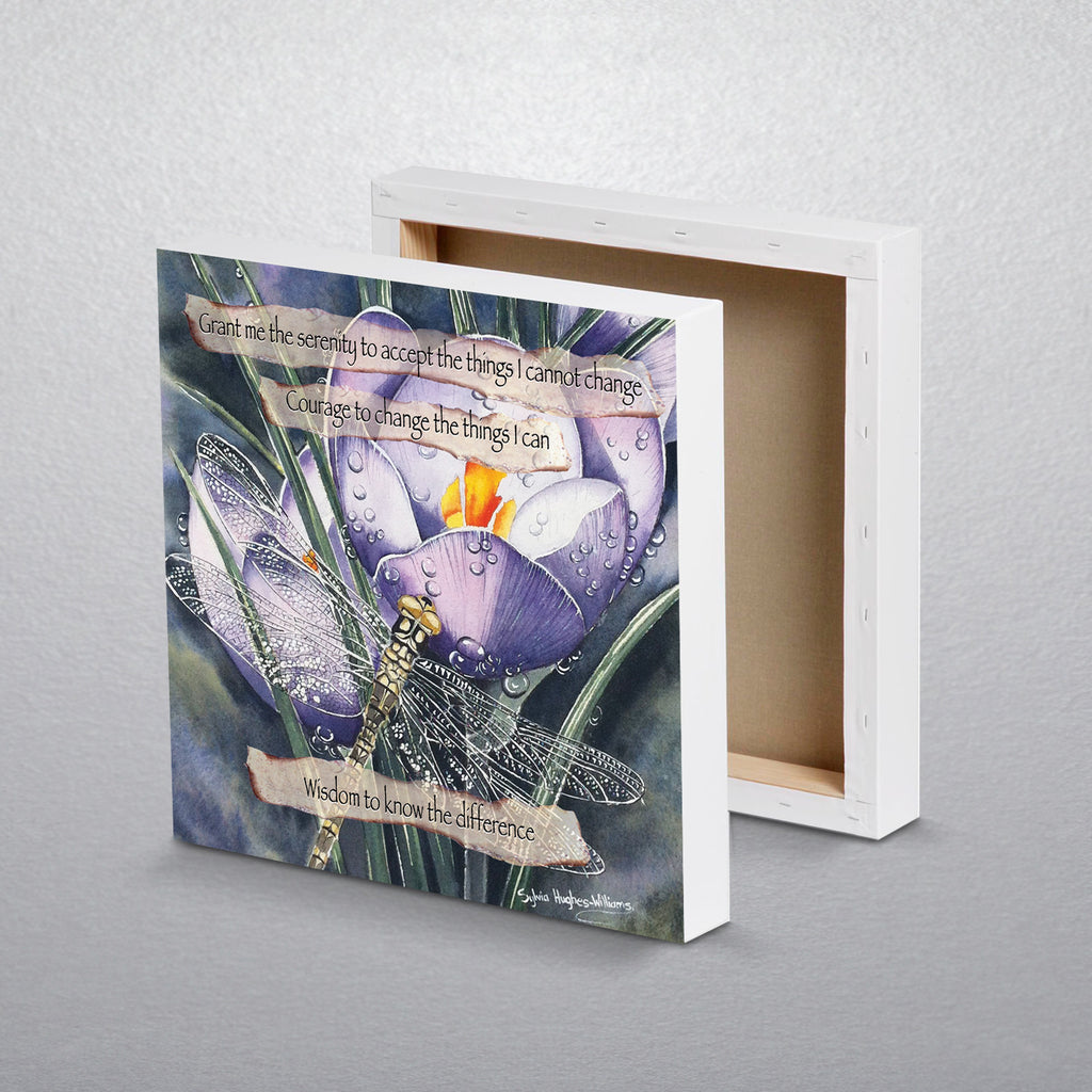 Crocus Canvas