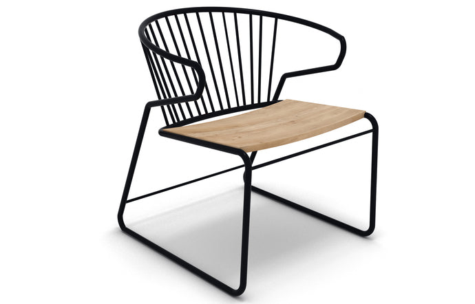 Gabbia Oak Chair by Ethnicraft.