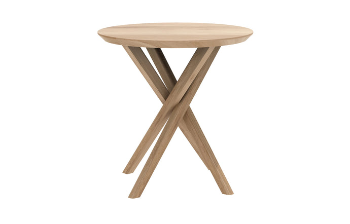 Mikado Side Table by Ethnicraft.