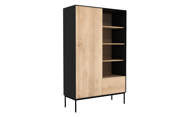 Blackbird Oak Storage Cupboard by Ethnicraft.