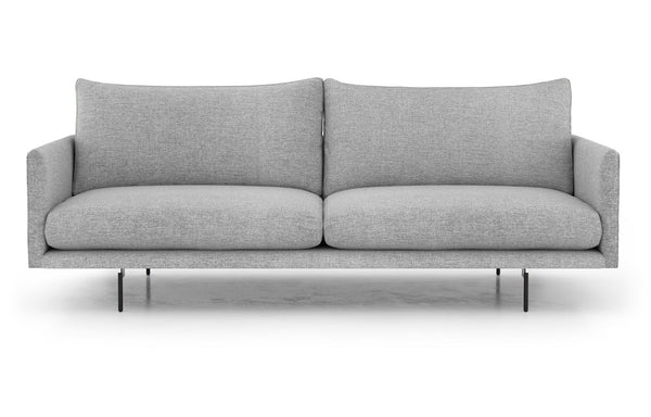 Houston Sofa by Modloft - Stargazer Gray Fabric.