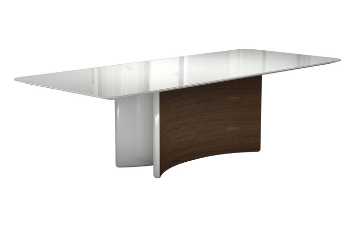 Richmond Dining Table by Modloft Black