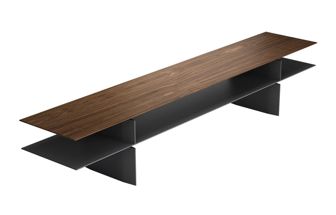 Kensgton Sofa Console by Modloft Black.