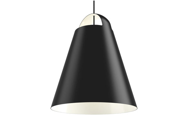 Above Indoor Pendant Light by Louis Poulsen - Black.