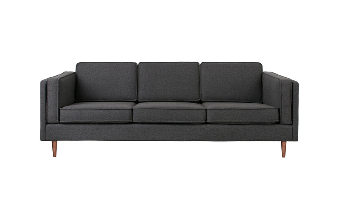 Adelaide Sofa by Gus Modern - Androrra Pewter.