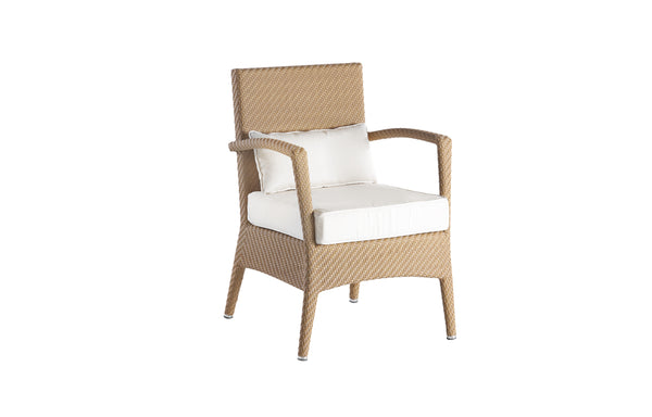 Amberes Dining Armchair by Point - Toasted 03.