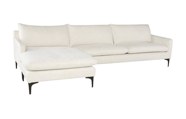 Anders Sectional Sofa by Nuevo.