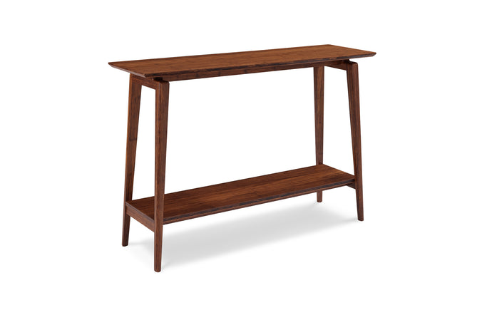 Antares Exotic Console Table by Greenington - Exotic Wood.