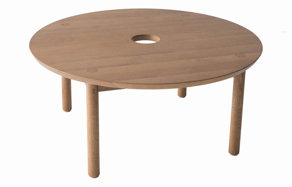 Aurea Coffee Table by Sun at Six - Sienna Wood.