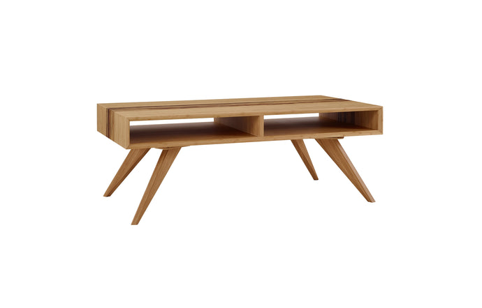 Azara Coffee Table by Greenington - Caramelized/Exotic Tiger.