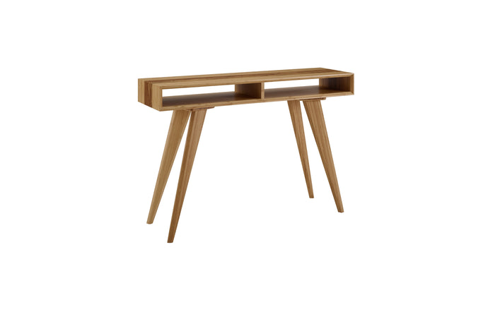 Azara Console Table by Greenington - Caramelized/Exotic Tiger.