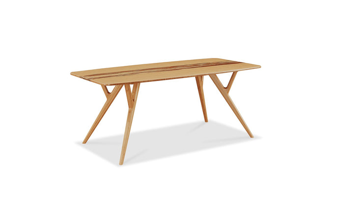 Azara Dining Table by Greenington - Sable.