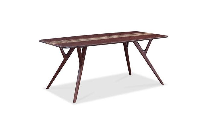 Azara Dining Table by Greenington - Sable Wood.
