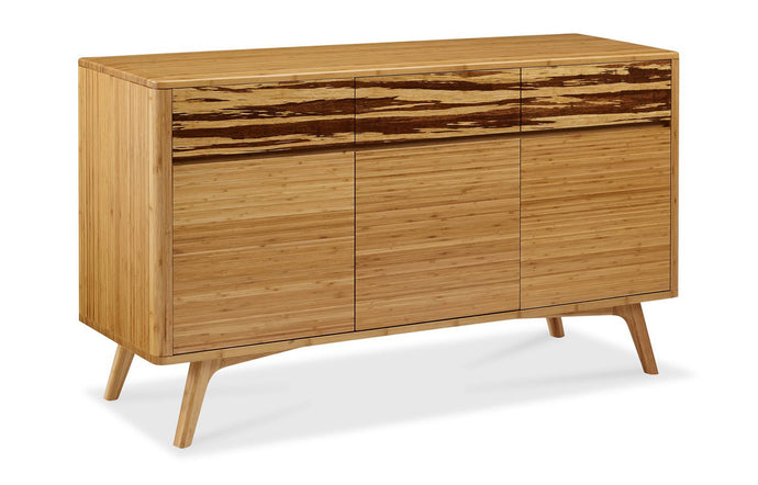 Azara Sideboard by Greenington - Caramelized Wood.