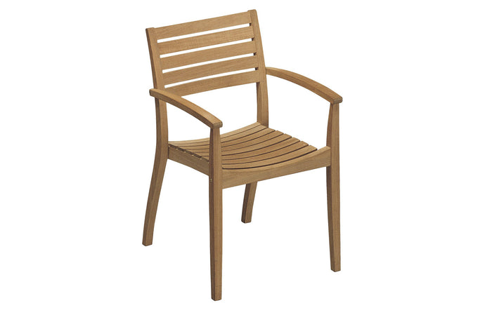 Ballare Chair by Skagerak - Teak.