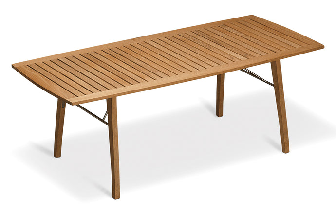 Ballare Table by Skagerak - Teak.