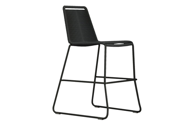 Barclay Stacking Stools by Modloft - Black Cord