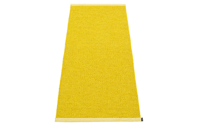 Mono Mustard & Lemon Rug by Pappelina - 33