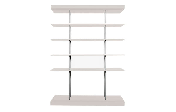 Bayard Bookshelf - Chateau Gray Wood