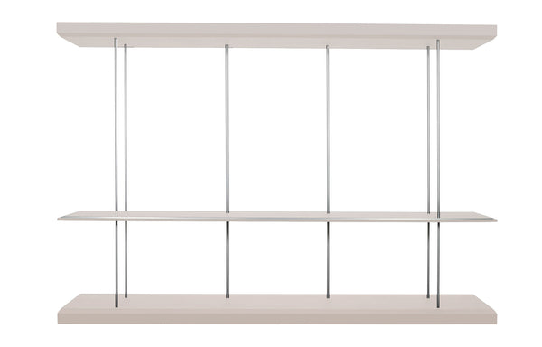 Bayard Bookshelf XL - Chateau Gray Wood