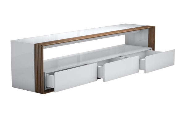 Beckenham Media Console by Modloft Black
