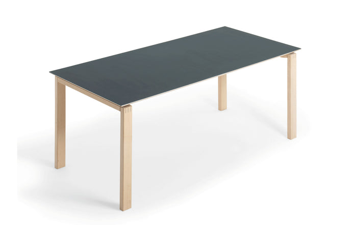 BPS Dining Table No. 175 by Bernh. Pedersen & Son - 78.7