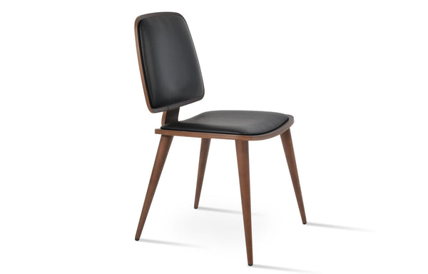 Ginza Dining Chair by SohoConcept - Black PPM-FR