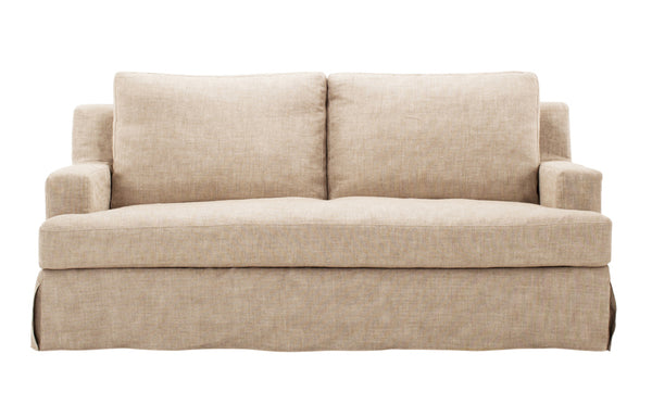Blanche Slipcover Loveseat by EQ3.