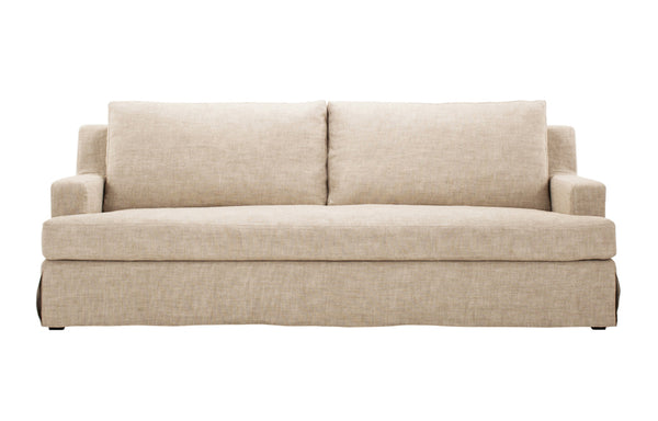 Blanche Slipcover Sofa by EQ3.